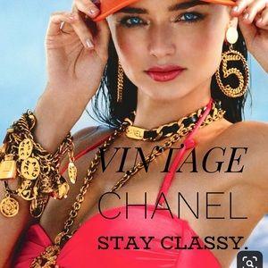 Feel like a moviestar with Chanel